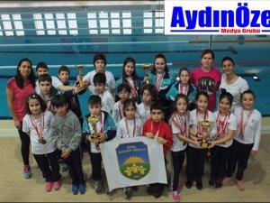 Özel Başak Koleji İl Müsabakalarından 81 Madalya ve 4 Kupa ile Döndü!