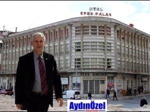 Efes Sineması Binası Söke Belediyesi'nin Gündeminde