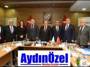 Başkan Çerçioğlu GEKA Toplantısına Katıldı