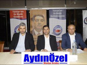 Mustafa ASLAN : Sendikacılık Zorda Olsa Önem Bir İştir