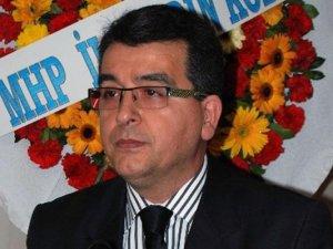 Aydın Türk Ocağı Teröre Karşı Tek Yürek