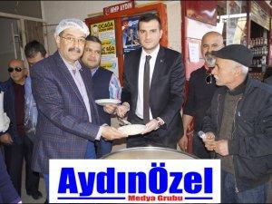 Başkan PEHLİVAN'dan Şehitler İçin Tavuk Pilav Hayrı