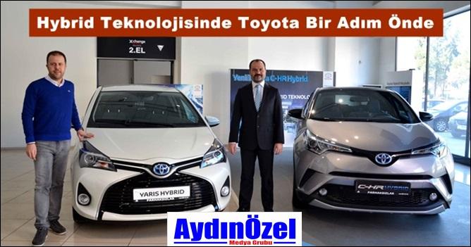 Hybrid Teknolojisinde Toyota Bir Adım Önde