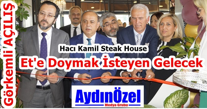 Et'e Doymak İsteyen Hacı Kamil Steak House'a Gelecek