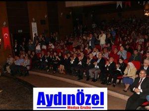 'TOPUZLU' EFELER'DE DAKİKALARCA ALKIŞLANDI