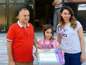 Çineli Eflal VARHAN Türkiye Birincisi Oldu