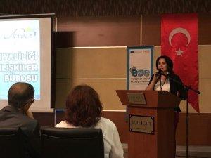 Aydın'da Uluslararası Sosyal Girişimcilik Konferansı Düzenlendi