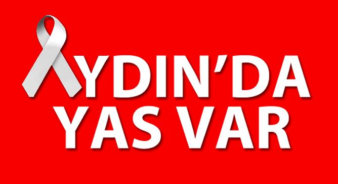 AYDIN'DA YAS VAR