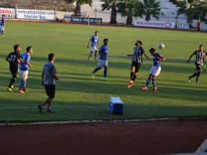 Kuşadasıspor Farklı Kazandı 3-0