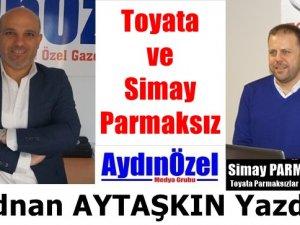 Toyota ve Simay Parmaksız