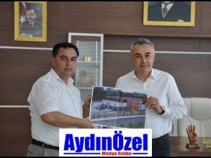 Köşk Belediye Kültür Merkezi Projesi Startı Verildi