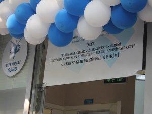 Ege Hayat OSGB'de Görkemli Açılış