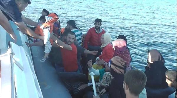 İzmir ve Aydın'da 96 Kaçak Yakalandı