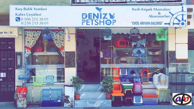DENİZ PETSHOP ...