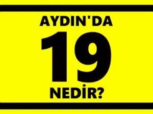 Aydın Ak Parti'nin 19'u Neyi Doğuracak