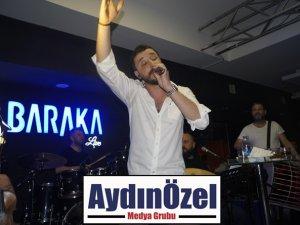 BARAKA'da Ahmet Parlak Rüzgarı Esti