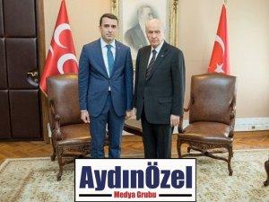 MHP'li Barış Yorgancı Basın ile Buluştu