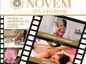 Novem Spa & Hamam - Bir Sağlık Merkezi