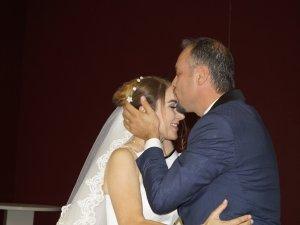 Bilge GÜNDÜZ & Ünal ŞAHİN Çifti Evlendi