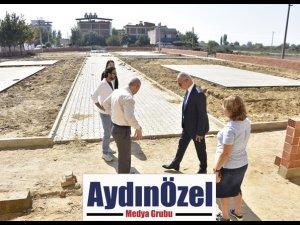 """Başkan Kale; """"İncirliova'da İlkleri Gerçekleştiriyoruz"""""""