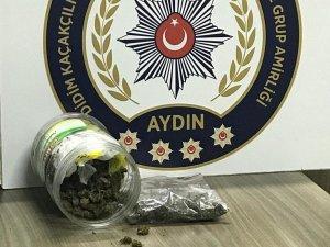 Didim Emniyetinden Uyuşturucu Operasyonu