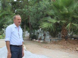 Didim Belediyesi Mezarlıklara İyi Bakıyor