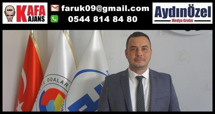 AYDIN 7. TARIM FUARI HAZIRLIKLARINA DEVAM EDİYOR