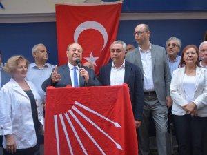 Başkan Mesut ÖZAKÇAN Adaylığını Açıkladı