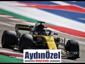 Renault'dan Sezonun En İyi Derecesi