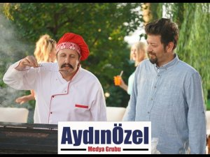 İLKER AYRIK'IN CANLANDIRDIĞI SERV-ET, ET'İN USTASI NUSRET'E RAKİP ÇIKTI!!!