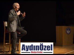 """Kadir Has Üniversitesi'nin Düzenlediği """"Kitap Çalıştayı""""nın İlk Konuğu Genco Erkal Oldu."""