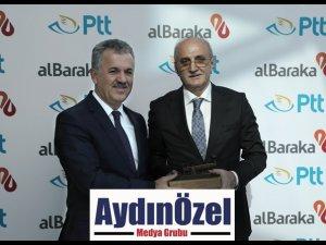 ALBARAKA TÜRK'TEN PTT İLE DEV İŞBİRLİĞİ