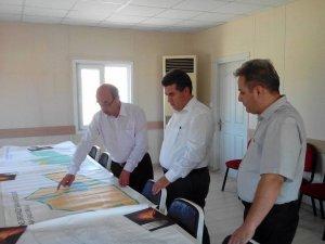 Başkan Mehmet EROL Çine OSB'yi Ziyaret Etti
