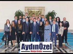"""BARIŞ AYDIN """"İŞLERİNİZE DÖRT ELLE SARILIN"""""""