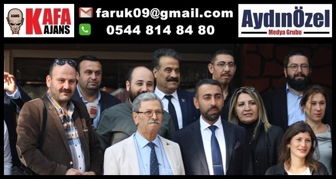 Rıdvan EŞİN Gazetecilerle Buluştu