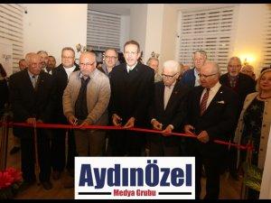 """""""RENKLERİN ARMONİSİ"""" SERGİSİ İLE ANILDI"""