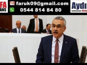 Mustafa SAVAŞ : Aydın-Denizli Otoyolu İhalesi Yapıldı