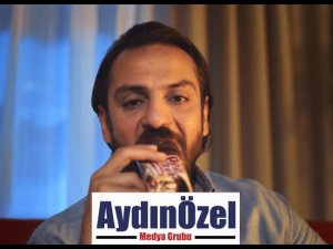 """Eti Popkek'in yeni reklam yüzü """"Erkan Kolçak Köstendil"""" oldu!"""