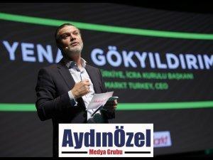 Dünyaca ünlü fütürist Peter Hinssen, MediaMarkt'ın konuğu olarak İstanbul'da