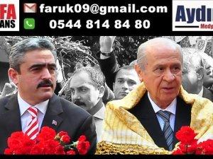 Haluk Alıcık MHP Nazilli Belediye Başkan Adayı Gösterildi