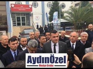 MHP Aydın Haluk Alıcık Açıklaması