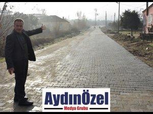 Nazilli Belediyesi Kasım Ayında 15 Bin Metrekare Köy Yolunu Yeniledi