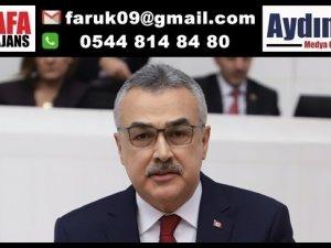 Mustafa SAVAŞ 2019 Bütçesini Değerlendirdi