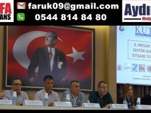 6. MESLEK GRUBU İSTİŞARE TOPLANTISI KUTO'DA YAPILDI