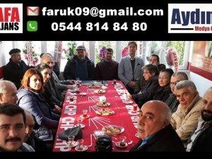 İncirliova İyi Parti'den CHP'ye Ziyaret