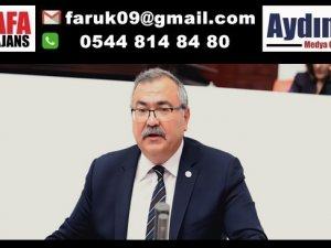 Süleyman Bülbül, TBMM'de Aydın'daki Turizm ile İlgili Konuşma Yaptı