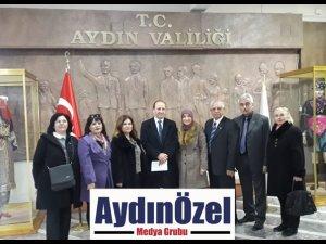 İYİ Parti Aydın İl Başkanlığı / Dernekler Masası Yönetim Teslimi