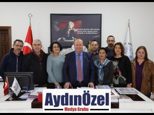 UMUT ARAMA KURTARMA DERNEĞİ'NDEN ÖZAKCAN'A ZİYARET