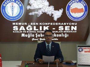 Başkan Yusuf DURAL'dan Toplu Sözleşme Açıklaması