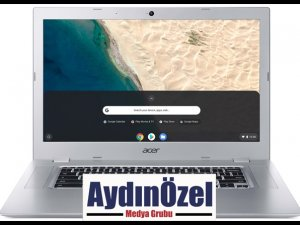 Acer Yeni Chromebook Modelini CES'te Tanıttı